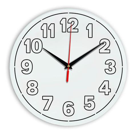 Настенные часы Ideal 936 белые