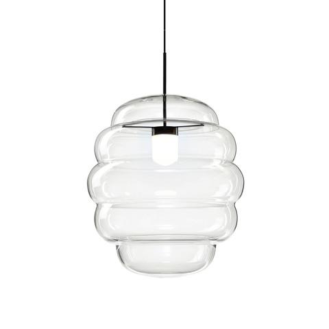 Подвесной светильник копия Blimp by Bomma (прозрачный)