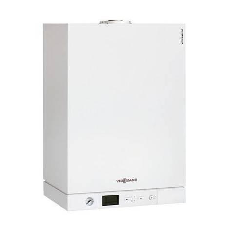 Котел газовый настенный Viessmann Vitopend 100-W A1JB012 - 34 кВт (двухконтурный)
