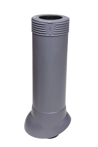 Вентиляционный выход 110 из 500 Vilpe серый