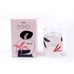 ONIQ Штамп и скребок для стемпинга Echo Stamp
