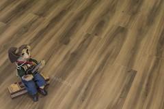 Кварц виниловый ламинат Fine Floor 1462 Wood Дуб Готланд