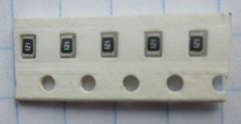 120 Ом чип 0805
