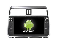 Штатная магнитола Toyota Prado 150 (2018+) Android 8.1 4/64GB IPS DSP 4G модель  KR-1104-S9