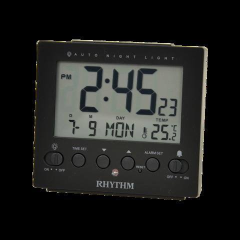Настольные часы-будильник Rhythm LCT099NR02