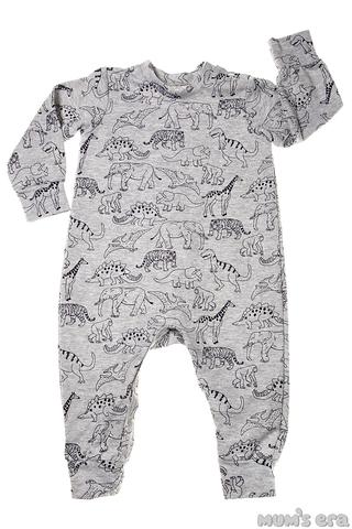 Комбинезон (пижама)