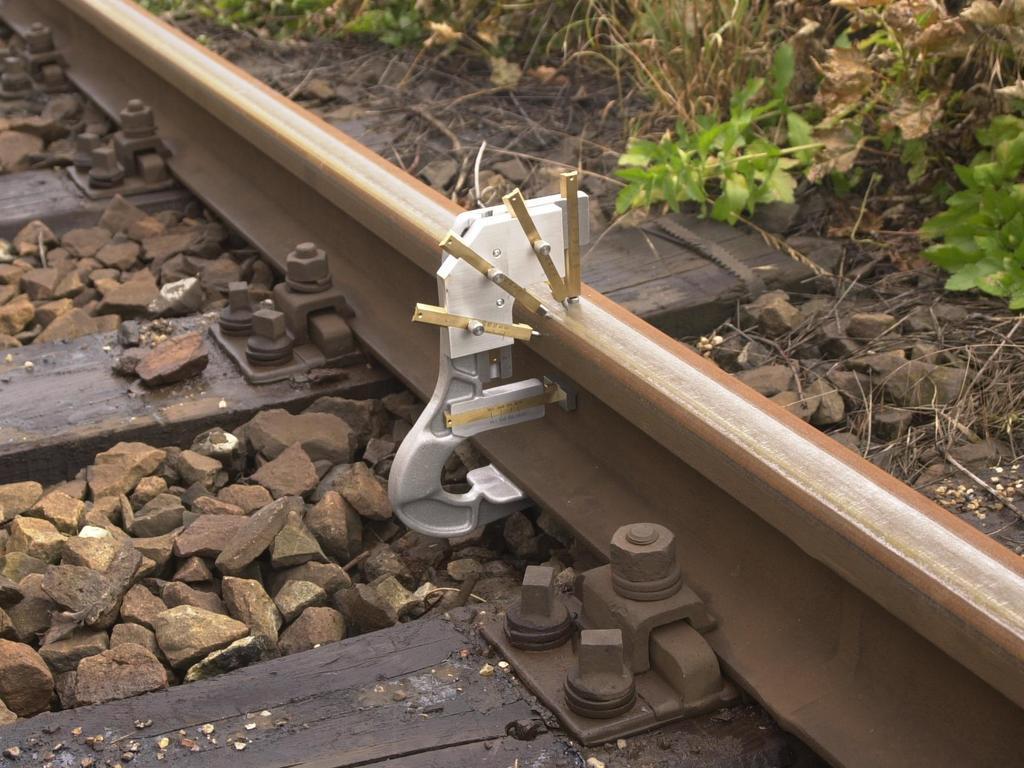 Прибор для замера износа головки рельса Robel 85.01