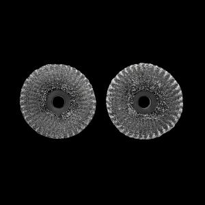 Сменная насадка для щетки, круглая 2 шт.