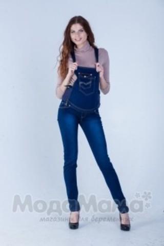 Комбинезон  джинсовый утепленный 5012-LF4