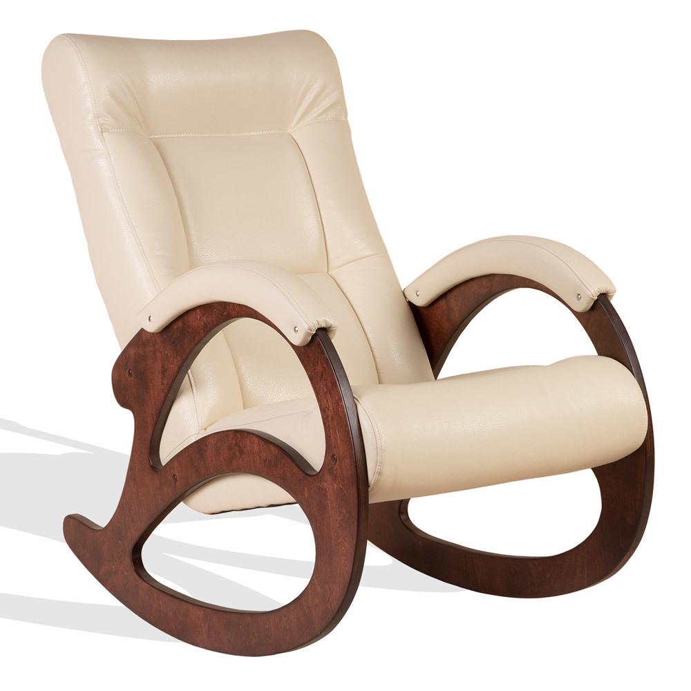 Классические Кресло-качалка Джаз Экокожа (Cream) dzhaz-cream.jpg