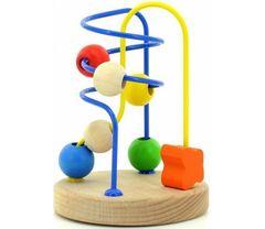 Игрушки из дерева Лабиринт № 5 (Д193)