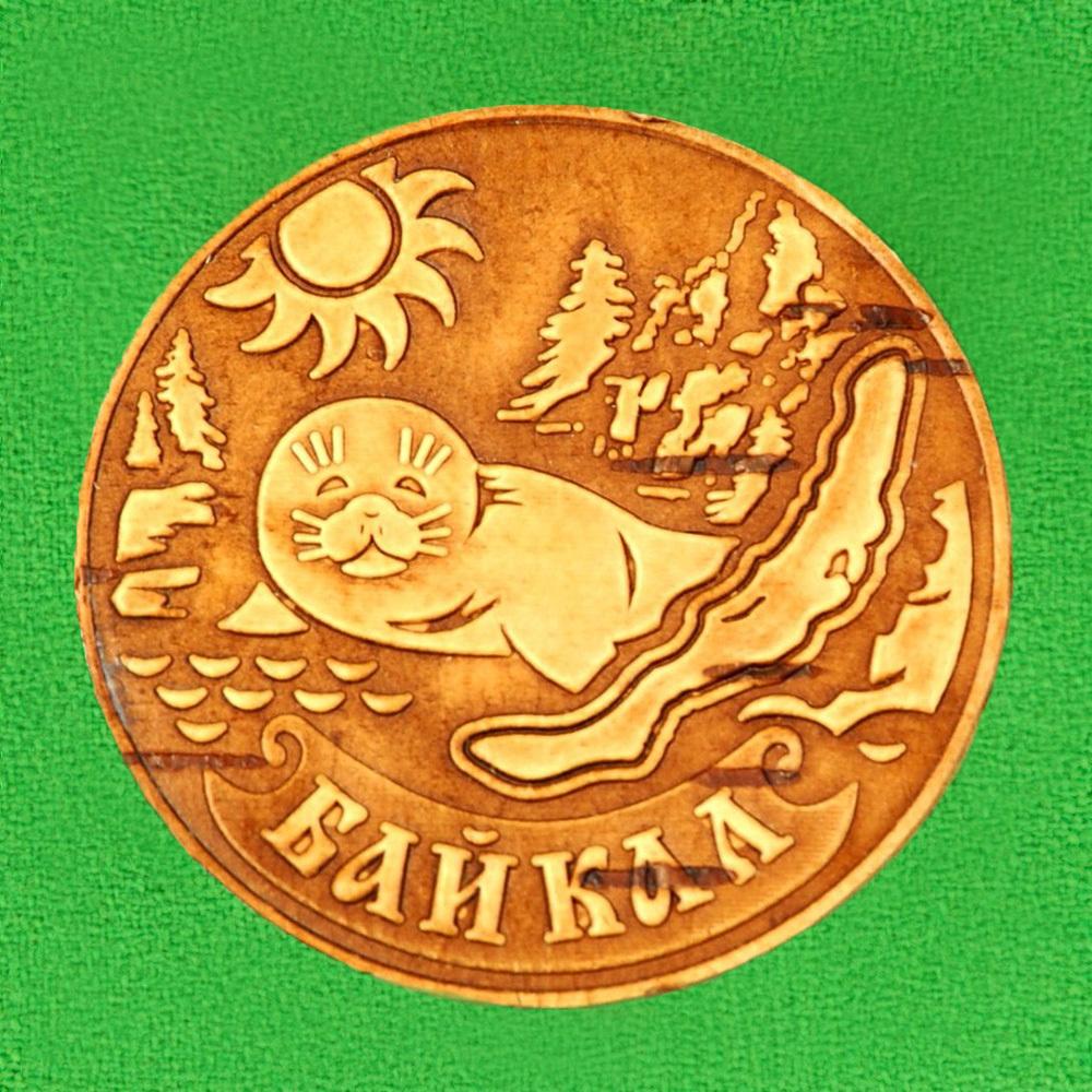 Магнит Байкальская нерпа