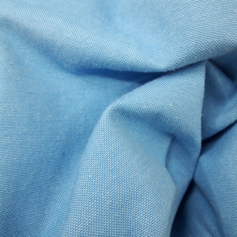 Уличная ткань Голубая. Ширина - 180 см. Арт. duck_09
