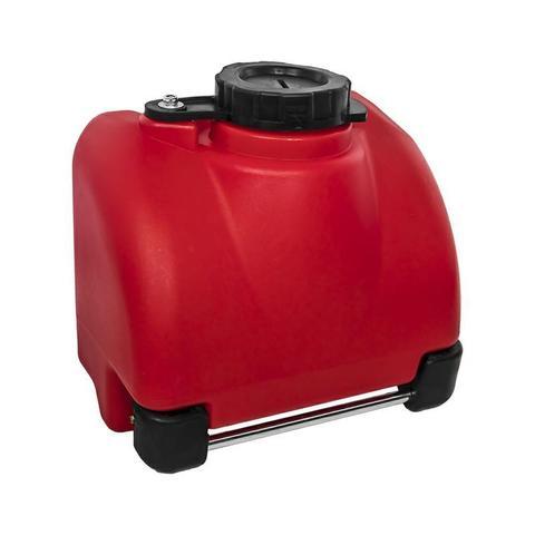 Оснастка для виброплит DDE Бак для воды к VP90-CK до 2018 г. до сер. номера 37160580001 (Z500100116)