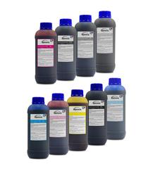 Комплект водорастворимых чернил Optima для Epson 9x1000 мл