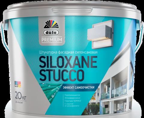 Dufa Premium SILOXANE STUCCO/Дюфа Премиум Силоксан Стуко Силоксановая штукатурка