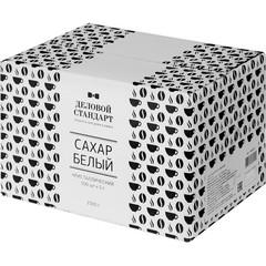 Сахар порционный Деловой стандарт в стиках по 5 г (500 штук в упаковке)