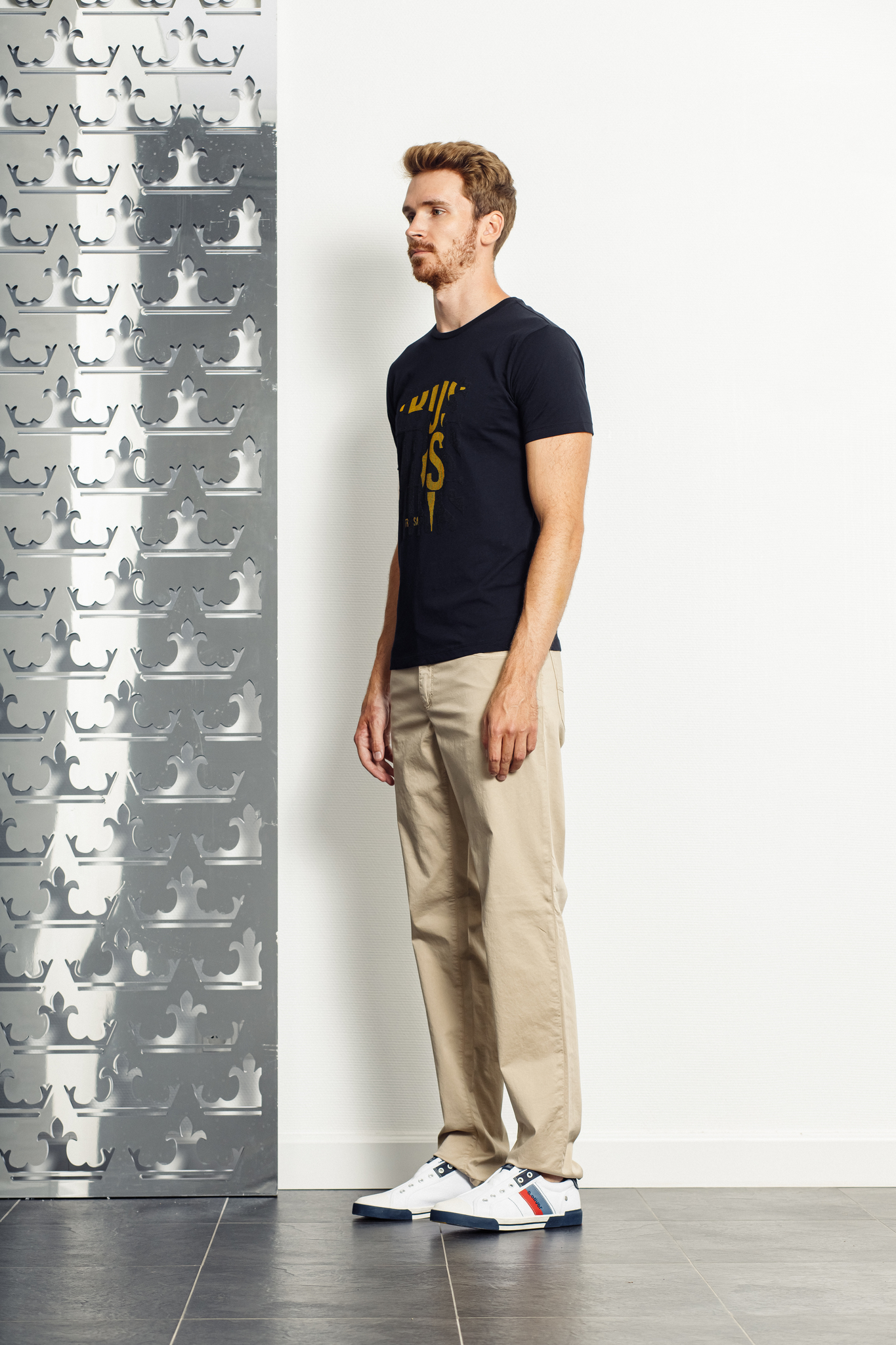 Trussardi Jeans Джинсы тонкие