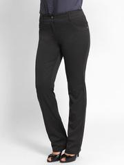 7389 брюки женские, серые