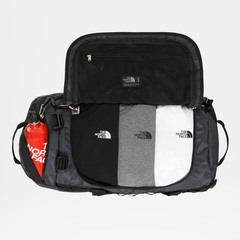 Сумка-баул The North Face Base Camp Duffel M Aviator Navy/Tnf Black - 2