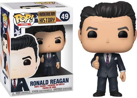 Ronald Reagan (American History) Funko Pop! Vinyl Figure || Рональд Рейган