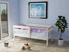 Детская кровать из массива Ева