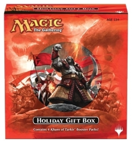 Khans of Tarkir: Holiday Gift Box