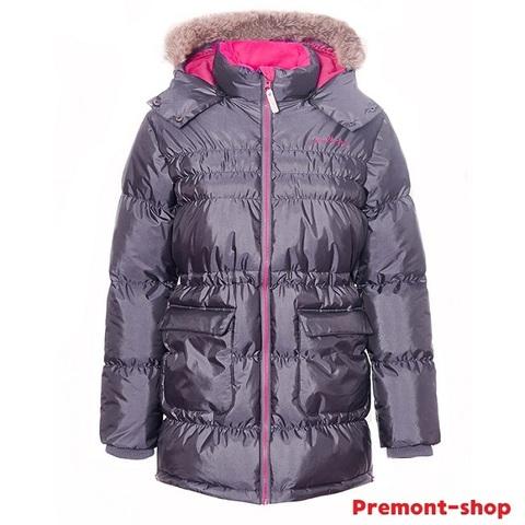 Зимняя куртка Premont Флаппер пай WP91471 GREY
