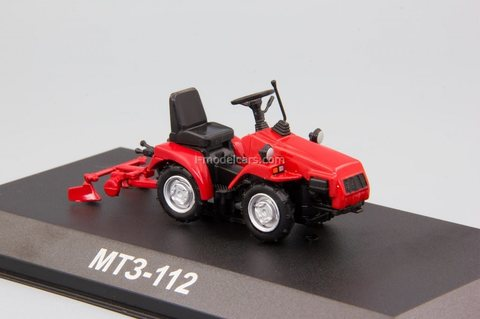 Tractor MTZ-112 1:43 Hachette #113