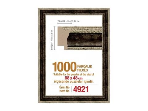 Pazl çərçivəsi (68 x 48 cm.) 4921
