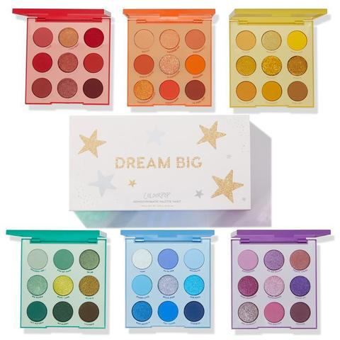 ColourPop Dream Big Monochromatic Palette Vault