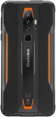 Смартфон Blackview BV6300 Pro, черный/оранжевый