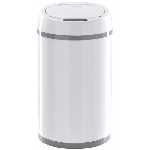 Ведро для мусора сенсорное  TESLER STB-11 WHITE