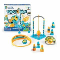 Развивающая игрушка Попади в цель. Делюкс (серия Crashapult STEM, 17 элементов) Learning Resources, арт. LER9288
