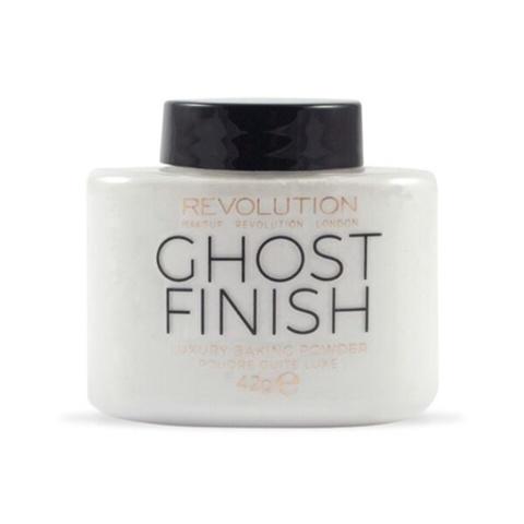 Рассыпчатая пудра Makeup Revolution Baking Powder Ghost Finish