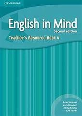English in Mind (Second Edition) 4 Teacher's Re...