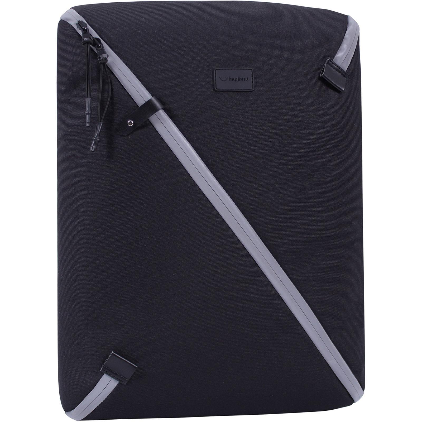 Городские рюкзаки Рюкзак Bagland Litter 16 л. черный (0019566) IMG_9552.JPG