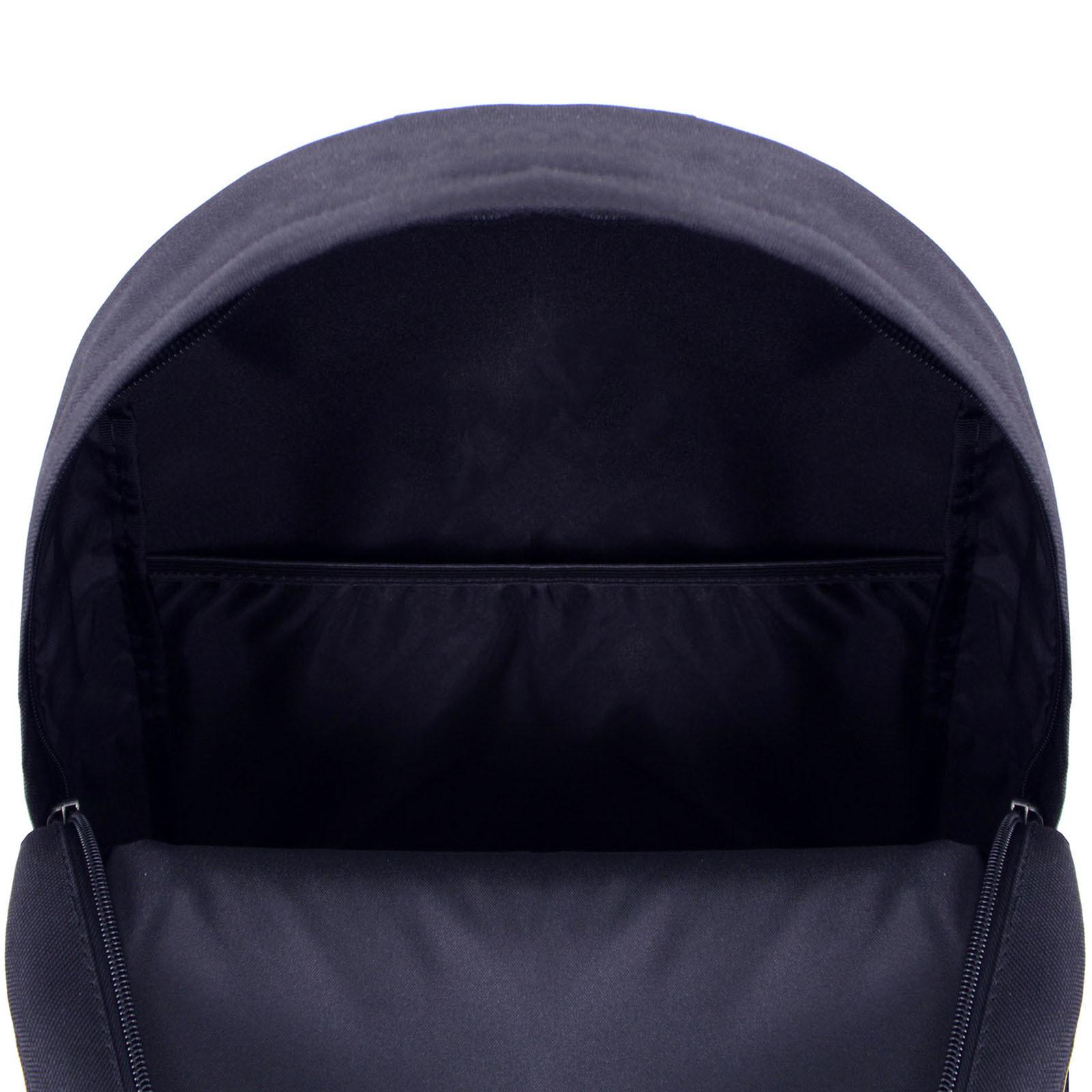 Рюкзак Bagland Молодежный W/R 17 л. черный 741 (00533662) фото 5