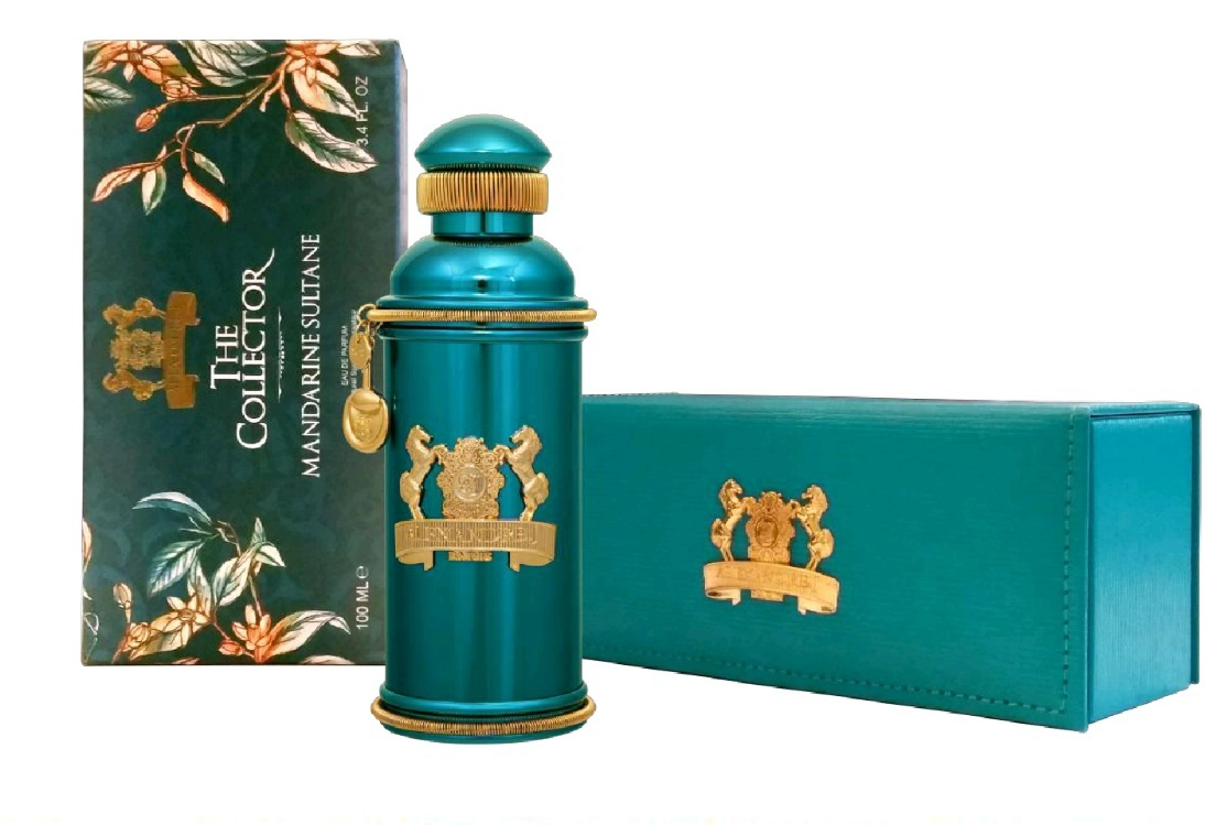 Alexandre.J Mandarine Sultane Eau De Parfum