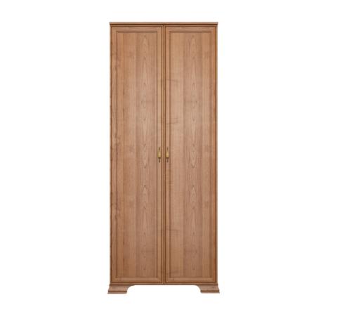 Шкаф для одежды двухдверный Венеция 26 Ижмебель клен торонто