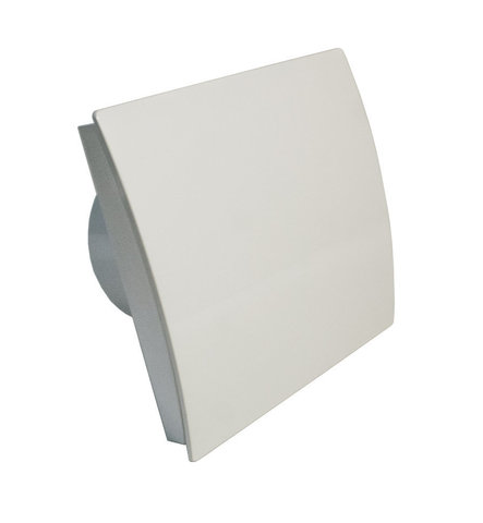 Вентилятор накладной MMotors JSC MMP-О-105 Овал Пластик/Белый