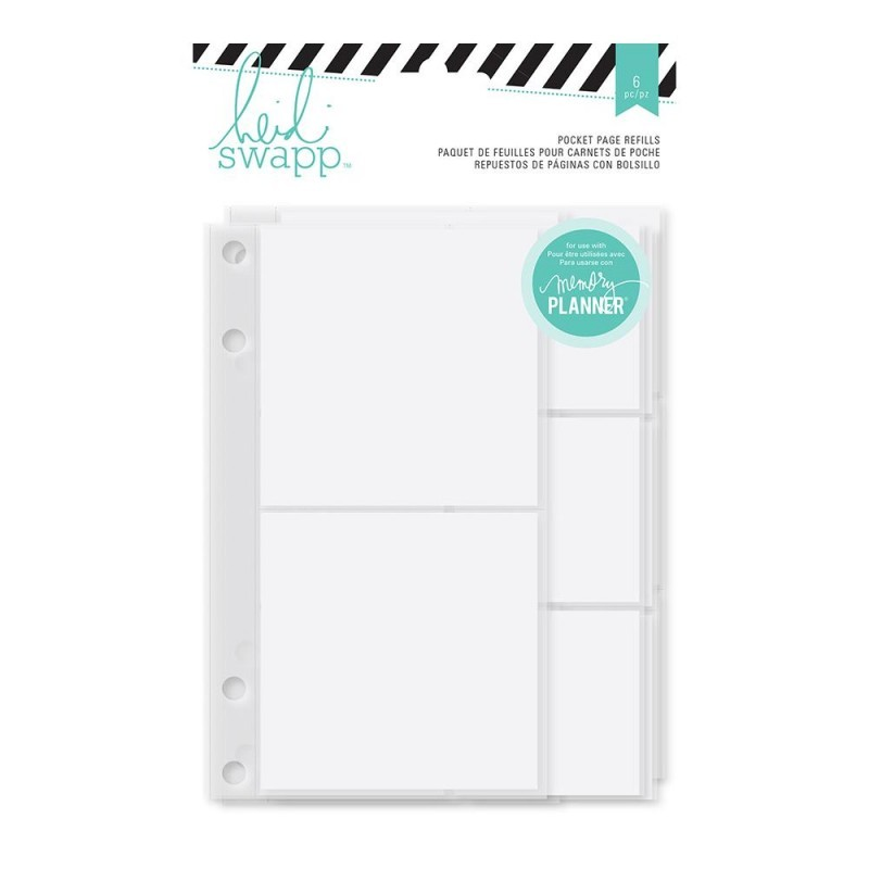 Файлы для планнера Memory Planner by Heidi swapp