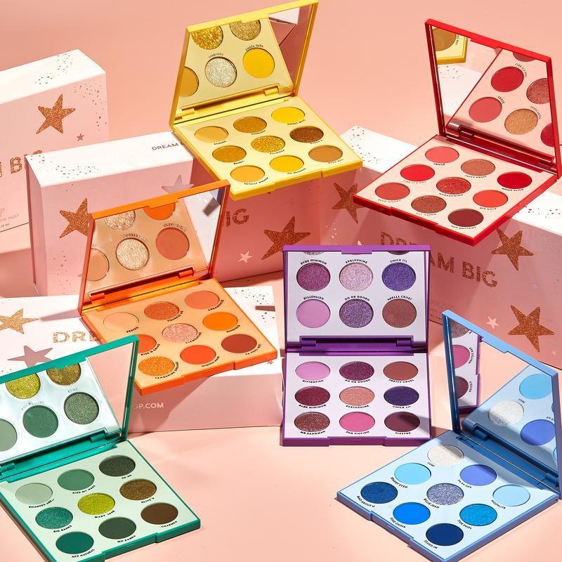 ColourPop Dream Big Monochromatic Palette Vault