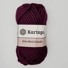 Пряжа Kartopu Elite Wool Grande K1105 (Ежевика)