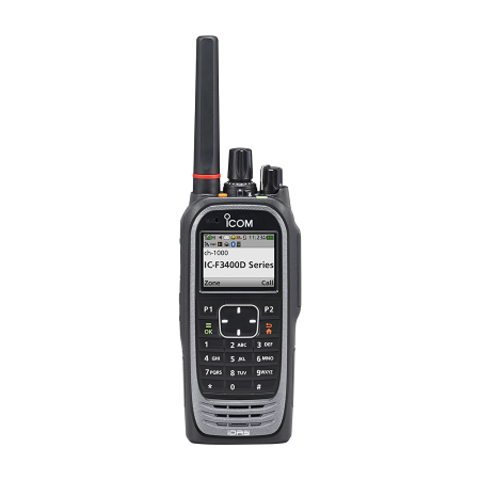 УКВ радиостанция Icom IC-F3400DT