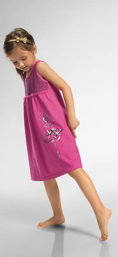 GND287 ночная сорочка для девочек