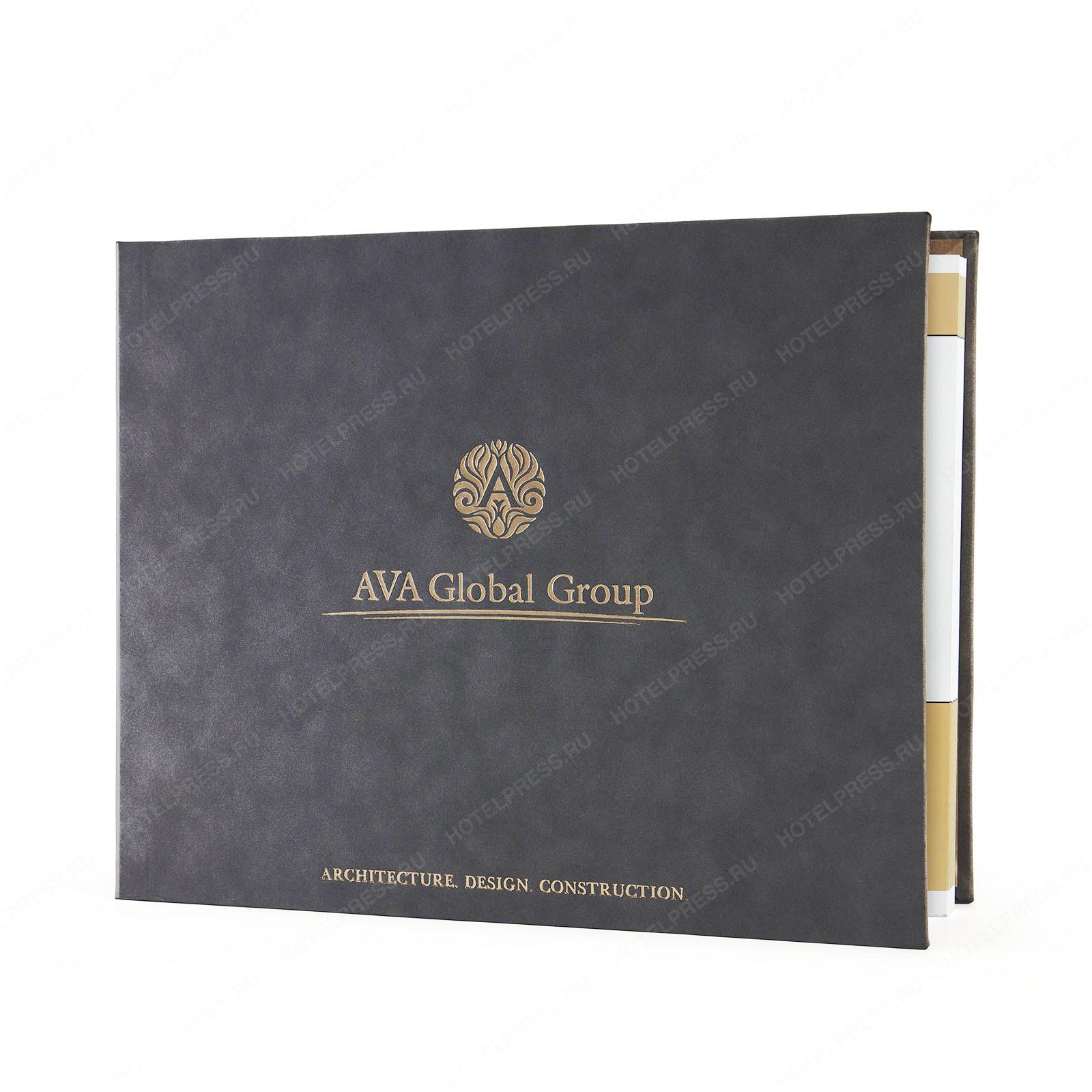 Каталог портфолио архитектурного бюро AVA Global Group