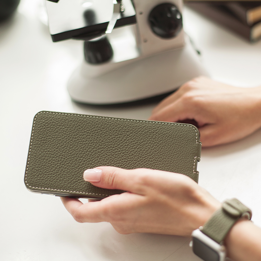 Case for iPhone XR - green