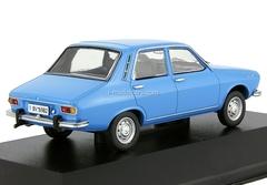 Dacia 1300 blue 1969 IST181 IST Models 1:43
