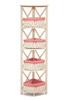 Угловая этажерка PE-05 с 4-мя корзинами